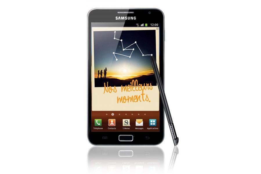 Samsung Not 1 Phone Repair Vancouver