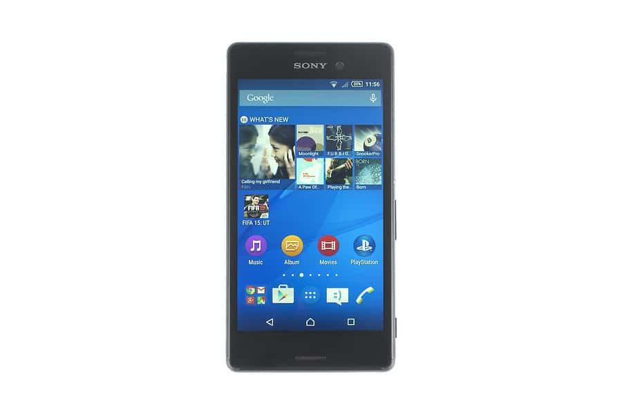 Sony M4 Aqua Phone Repair Vancouver