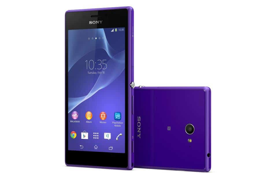 Sony Xperia M2 Phone Repair Vancouver