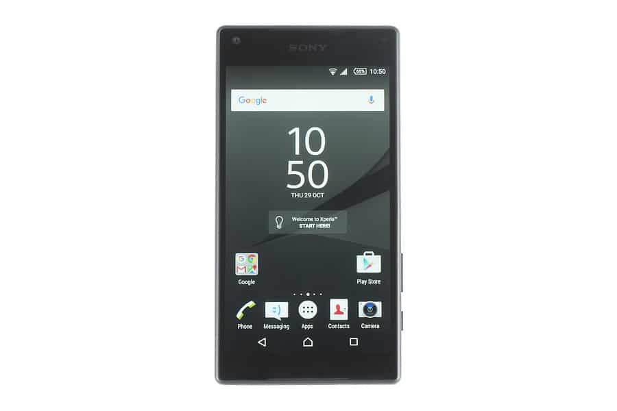 Sony Z5 Compact Phone Repair Vancouver