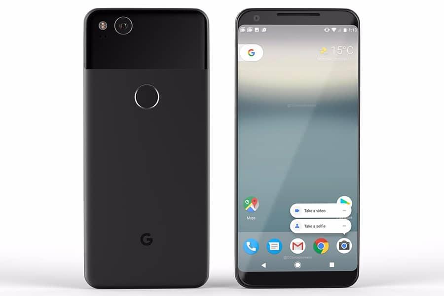 Google Pixel 2 Phone Repair