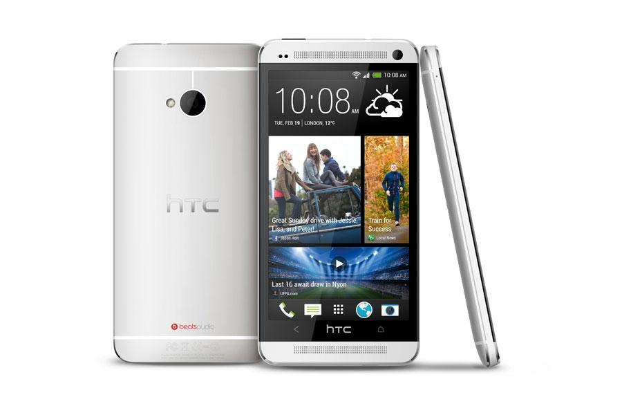 HTC One M7 Phone Repair