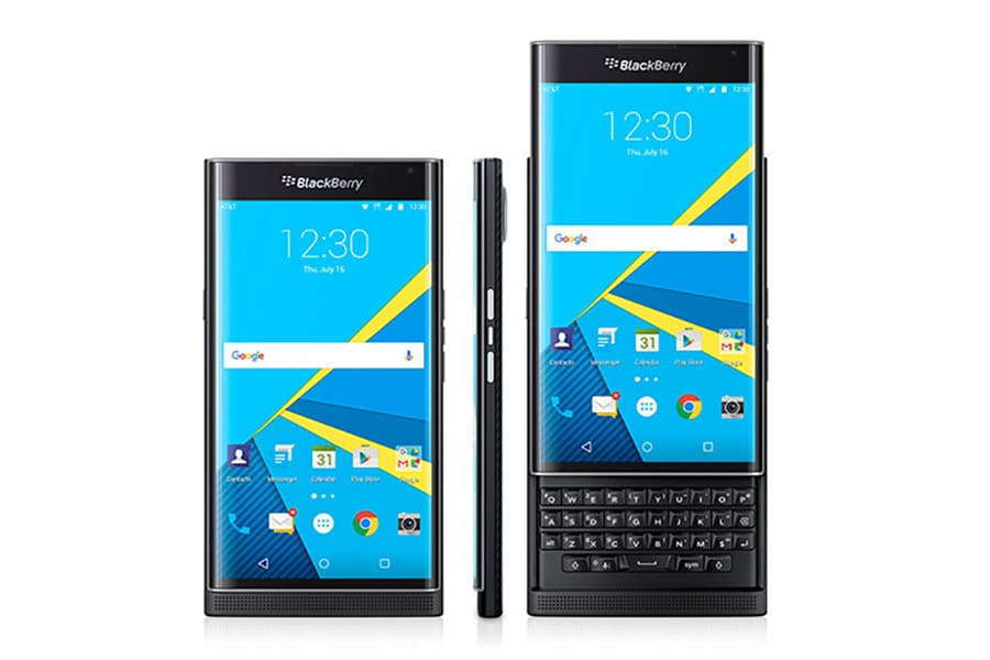 BlackBerry PRIV Phone Repair Vancouver