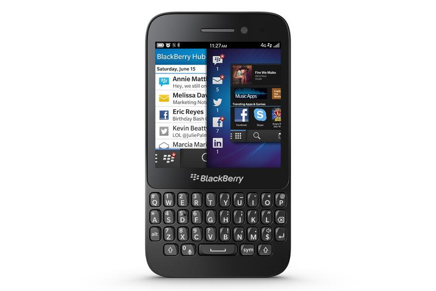 BlackBerry Q5 Phone Repair