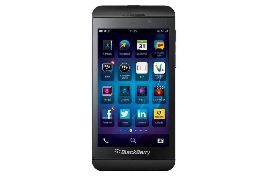 BlackBerry Z10 Phone Repair