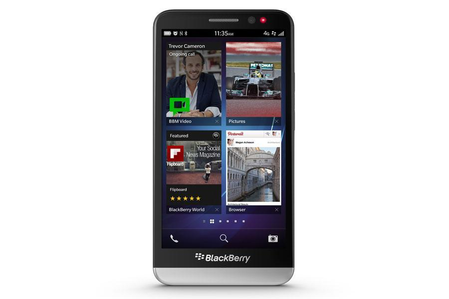 BlackBerry Z30 Phone Repair