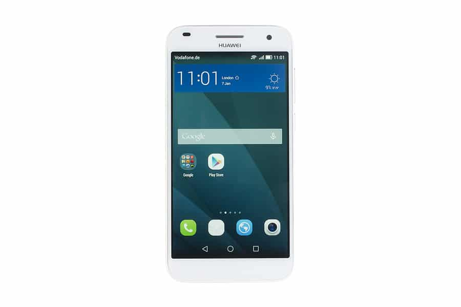 Huawei Ascend G7 Phone Repair