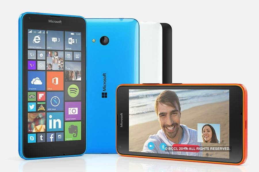 Nokia 640XL Repair