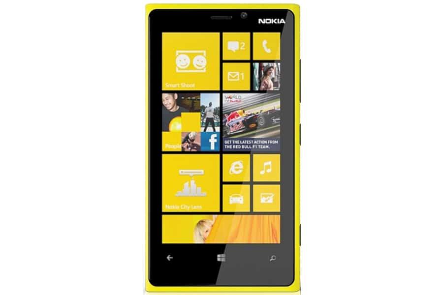 Nokia 920 Phone Repair