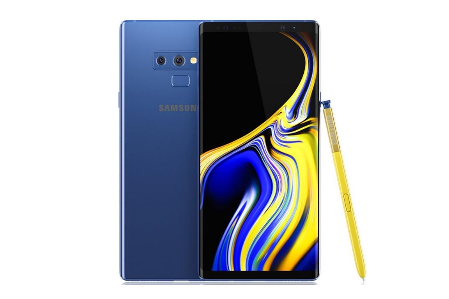 Samsung Note 9 phone repair