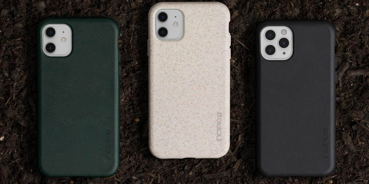 Organic iPhone cases