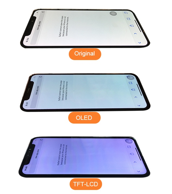 OEM and Aftermarket iPhone LCD's