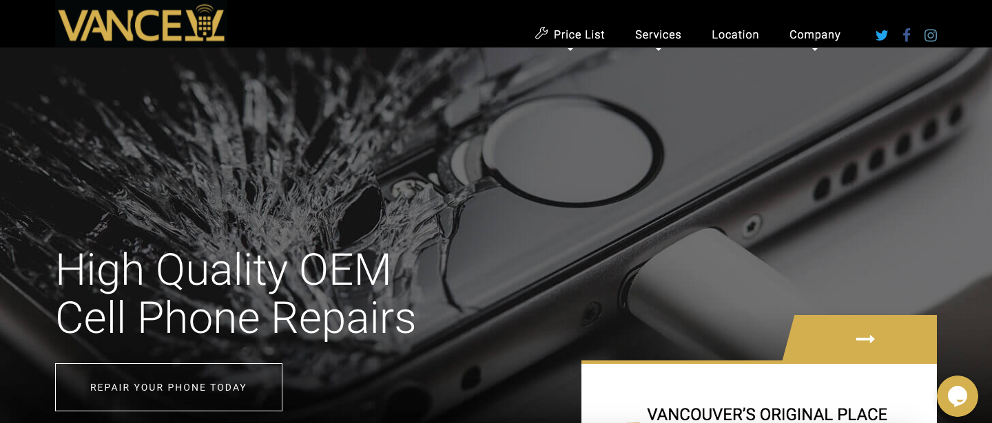 VanCell | Quality Cell Phone Repair Vancouver | Used Cell Phones