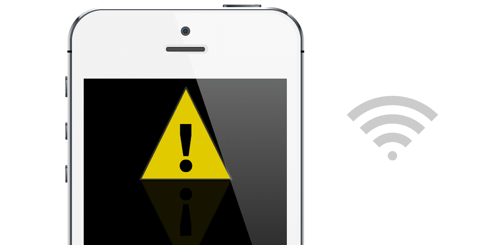 iPhone WiFi issue